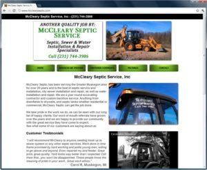 mccleary-septic-screenshot