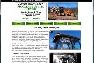 McCleary Septic Services