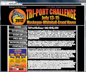 Muskegon Tri-Port Challenge