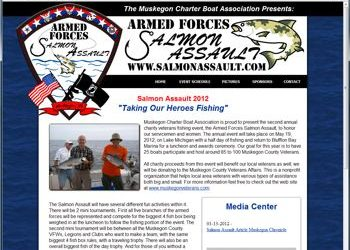 Armed Forces Salmon Assault