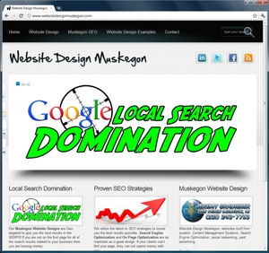 Website Design Muskegon MI