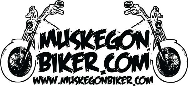 Muskegon Biker Logo