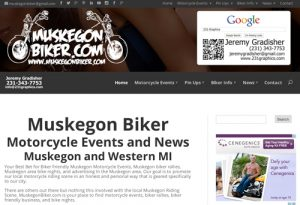 Muskegon Biker Screenshot