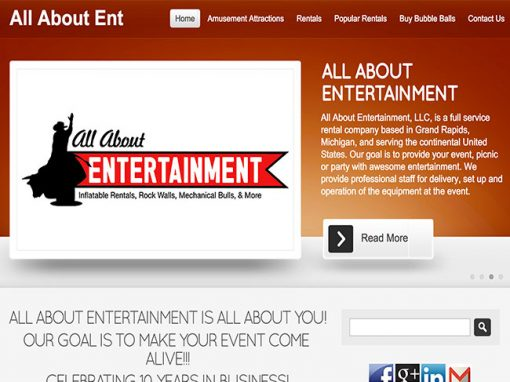 All About Entertainment
