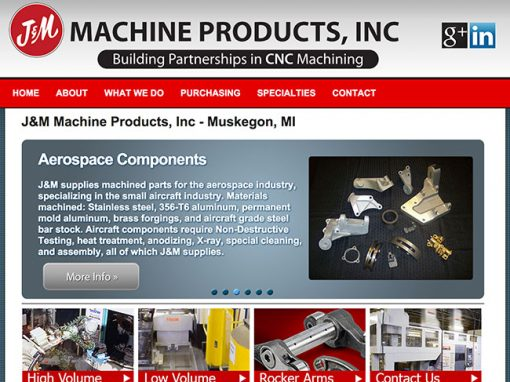 J&M Machine Products