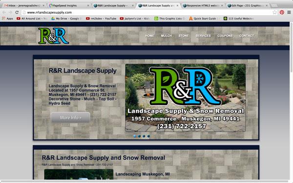 RR Landscape Supply