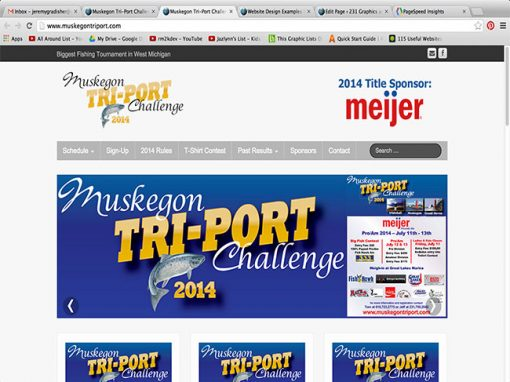 TriPort Challenge – Festival and Tournament Sites