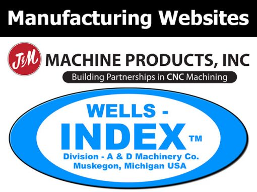 Manufacturing Websites