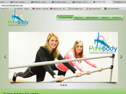 Pure Body Pilates