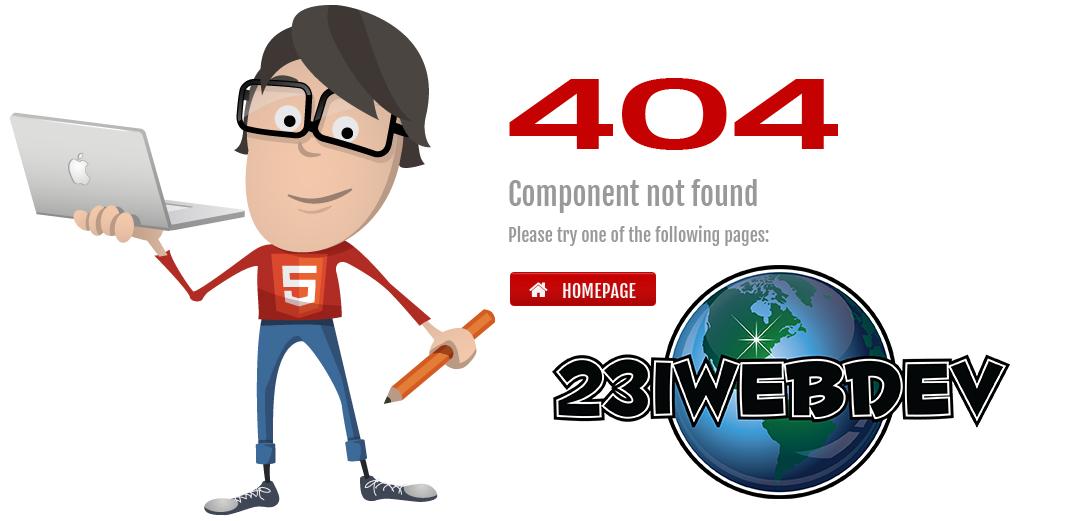 231WebDev 404 Logo