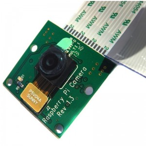 raspberry pi camera board close
