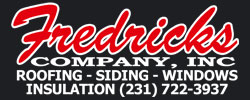 Fredricks Construction Co - Website Design Example