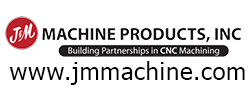JM Machine - Website Design Example
