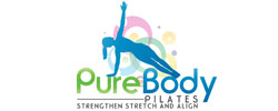 Pure Body Pilates - Website Design Example
